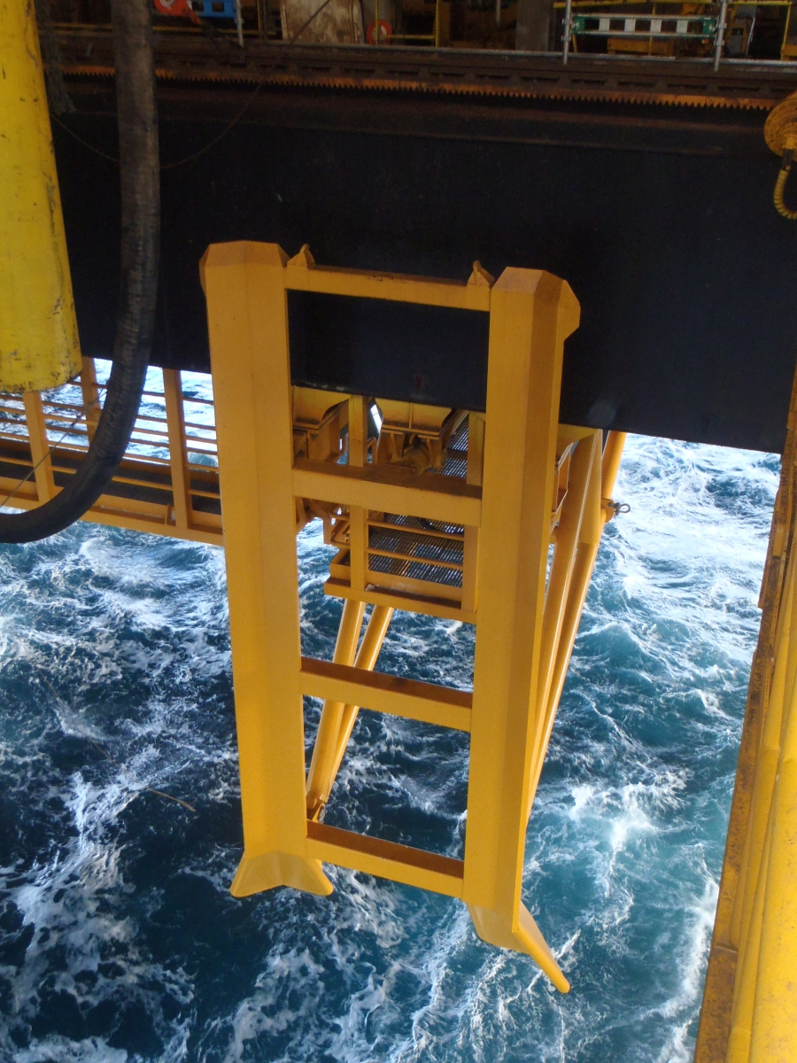 Under Hull Guides