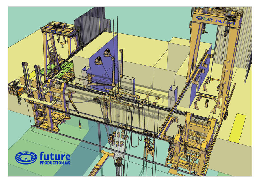 Complete Moonpool Handling Solutions   Future Production