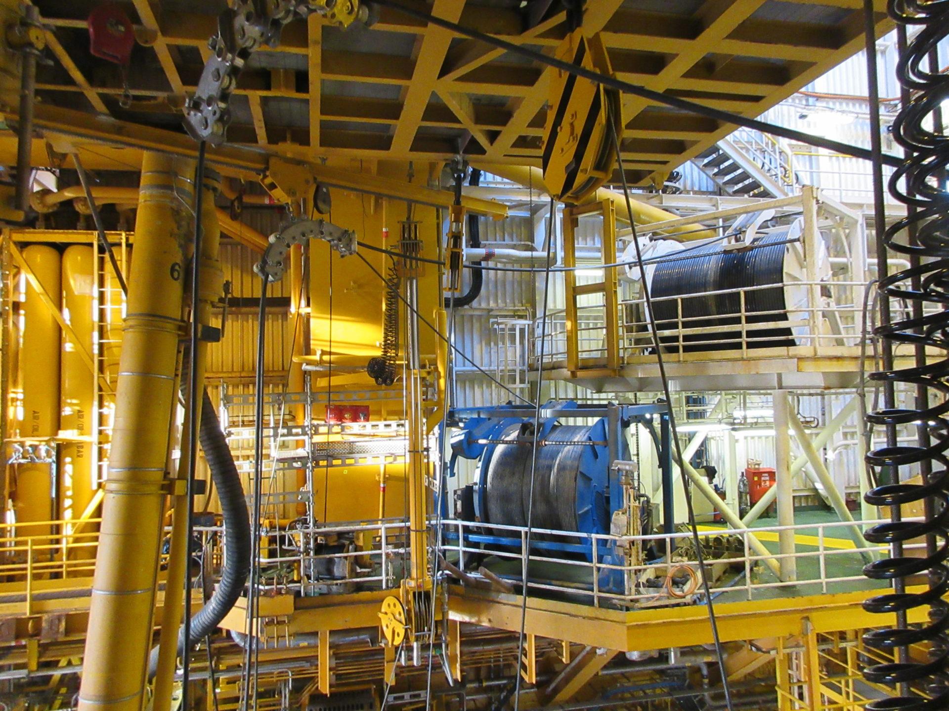 MUX Compensation System for Deepsea Stavanger